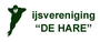 Logo schaatsvereniging de Hare